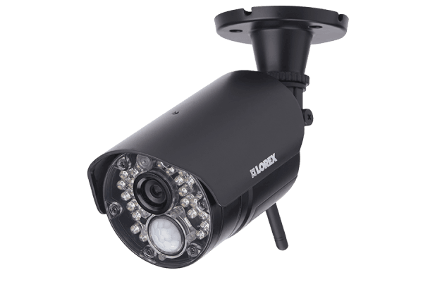 Add-on camera for LW2770 Series wireless home monitor