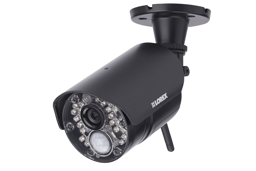 Add on camera for LW2770 Series wireless home monitor