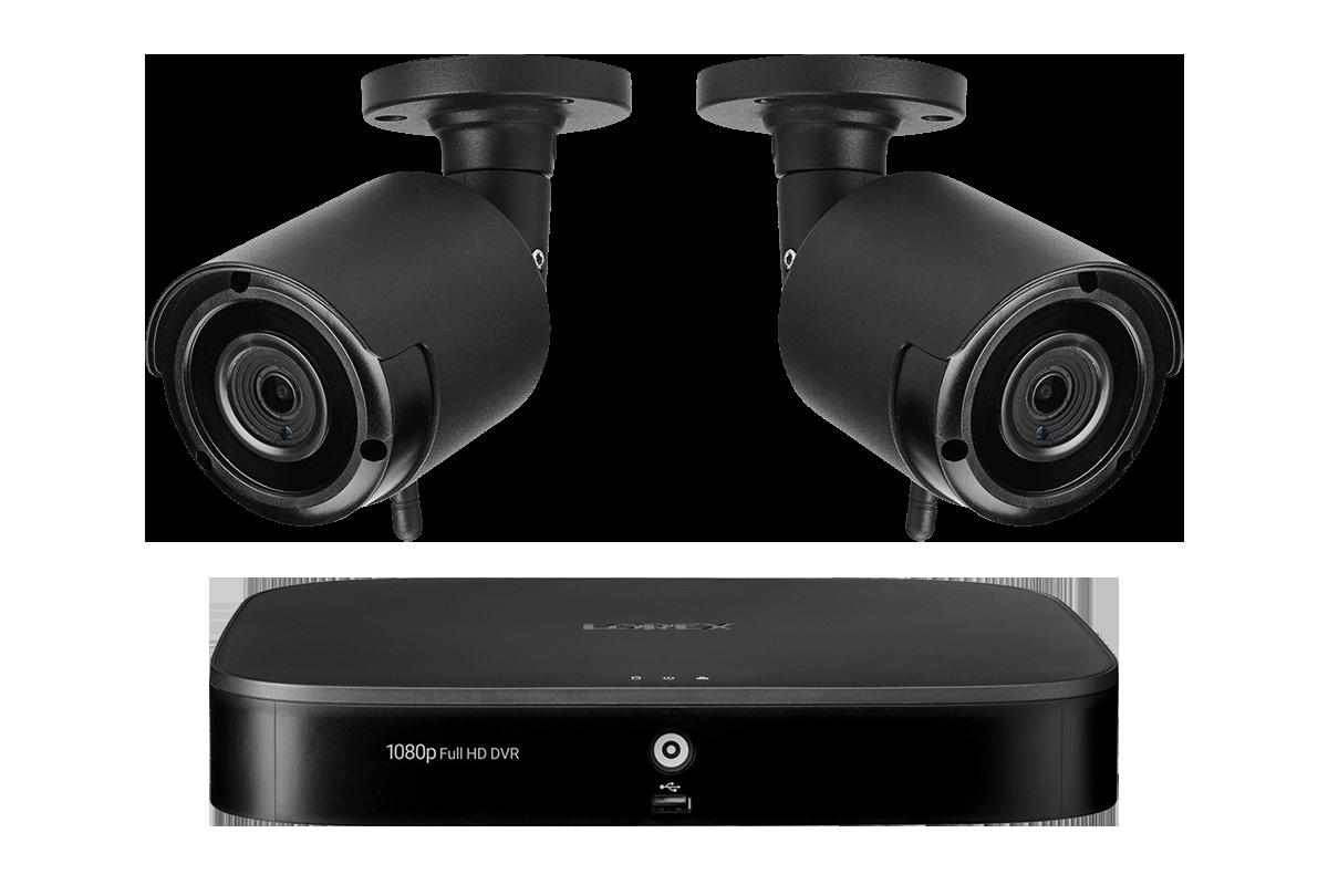 LX4455WW wireless security camera system from Lorex