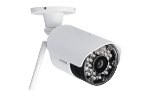 Wireless security camera system with 6 surveillance cameras