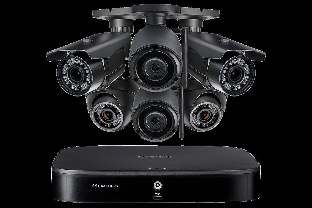 "5/"" x 18/"" Aluminum Outdoor Video Surveillance Sign Logitech Alert Security Camera"