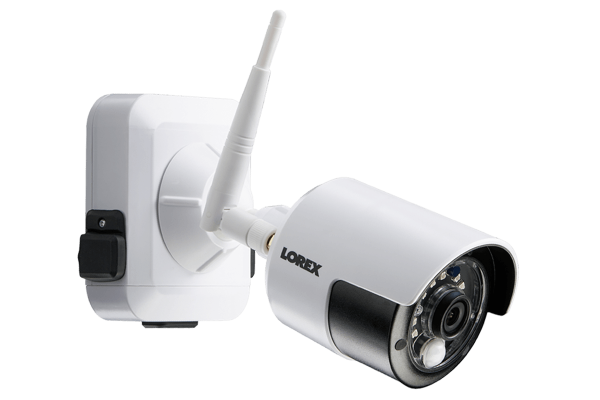 LWB3800 Series Wire-Free Security Camera