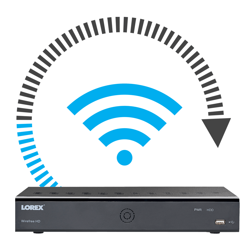 wire-free low bandwidth