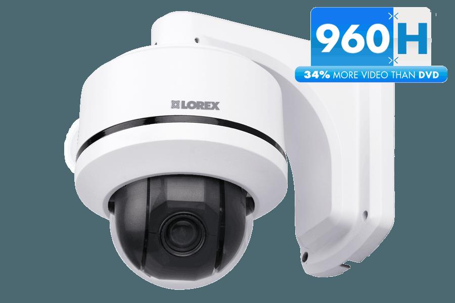 PTZ camera 10x Pan-Tilt-Zoom speed-dome camera - 700TVL
