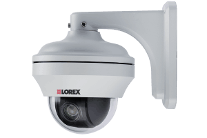 Pan Tilt Zoom Security Speed Dome Camera - 960H