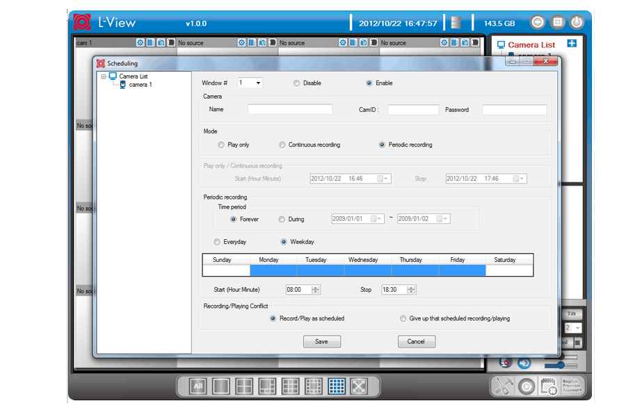 IP camera software | Lorex by FLIR