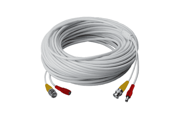 200FT high performance mini RG59/Power cable for Lorex HD security camera systems
