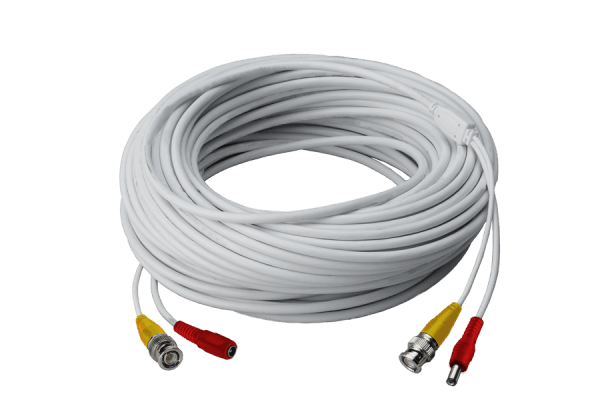 300FT high performance mini RG59/Power cable for Lorex HD security camera systems