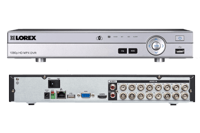 HD 1080p home security system featuring 8 ultra wide angle cameras and 4 PTZs