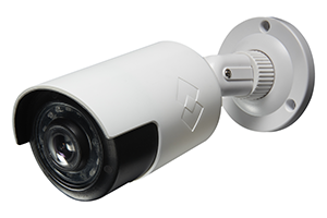 Security system with 8 HD 1080p ultra wide angle cameras and monitor