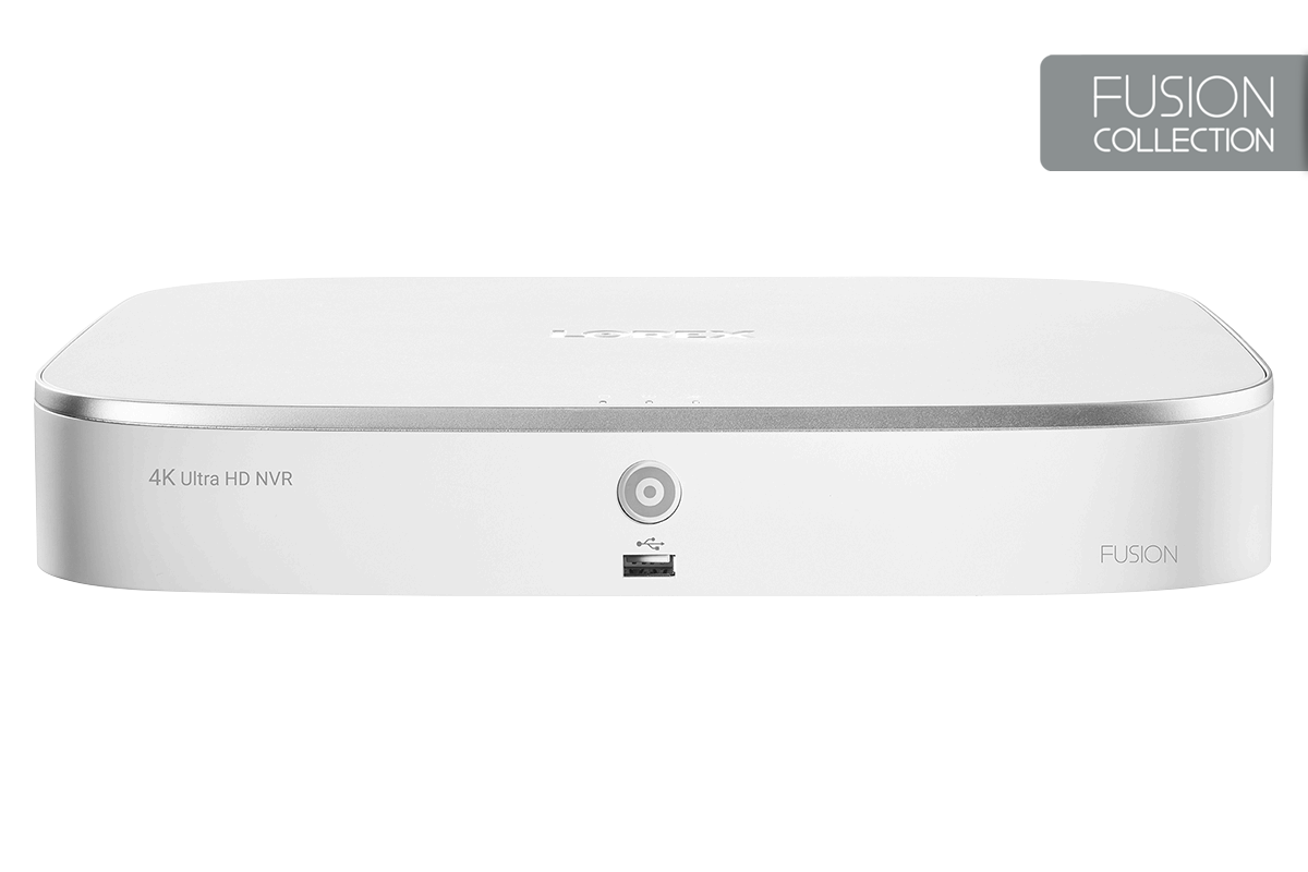 4K NVR with Smart Motion Detection - N841 Series