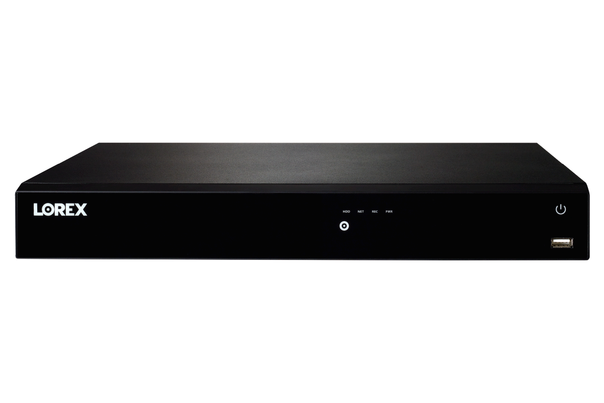4K 16-Channel NVR with Smart Motion Detection - N861B Series