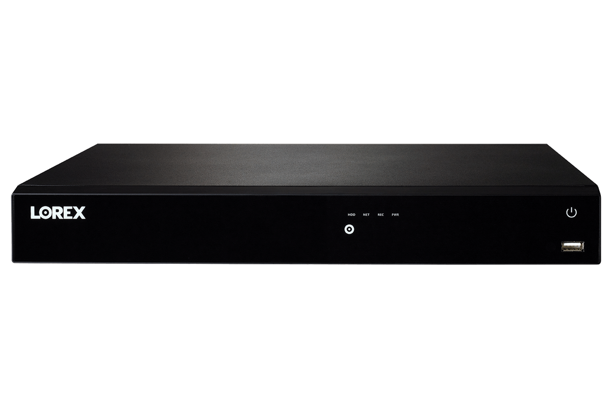 4K 16-Channel Smart NVR with Fusion - N862B Series