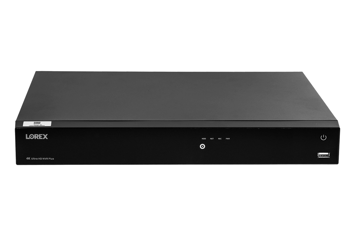 N863B Series - 4K 16-Channel NVR with Fusion
