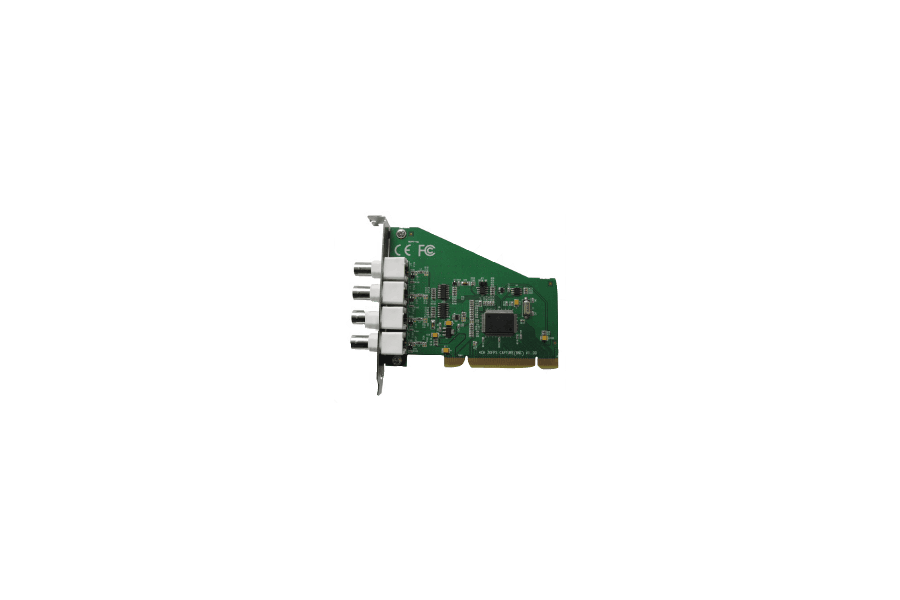PC DVR card 4 channel