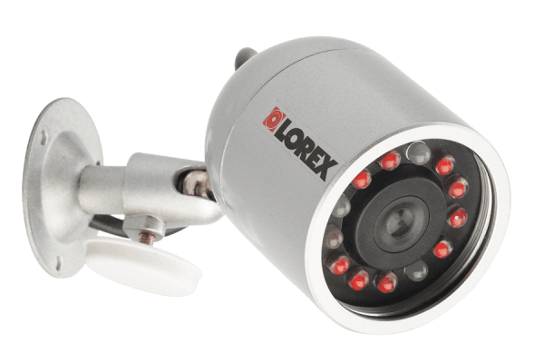Dummy fake security camera