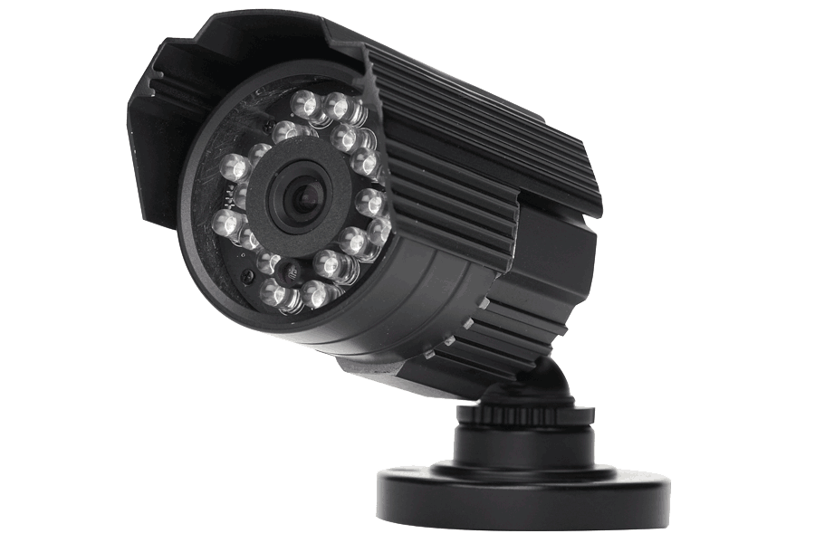 Outdoor security cameras with night vision - 8 pack