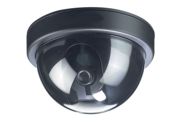 Dummy security camera - fake dome camera