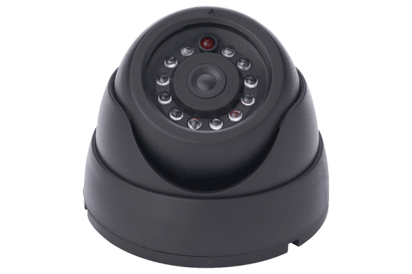 Dummy dome security camera