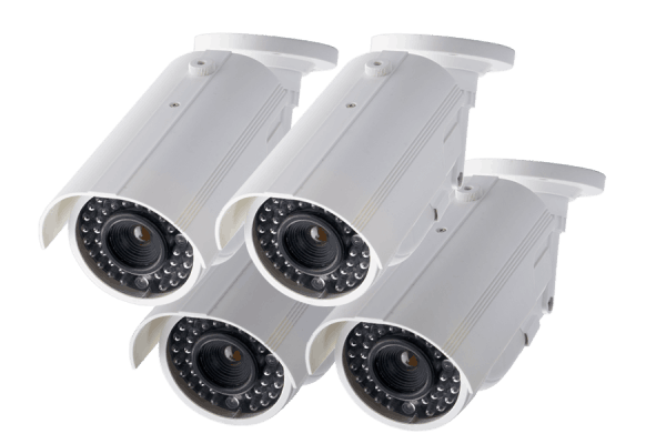 Fake security camera - professional security cameras