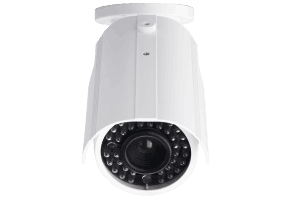 Dummy bullet security camera