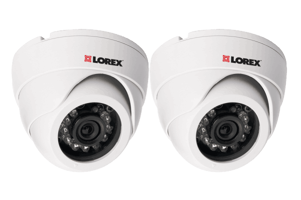 Video security camera indoor (2 Pack)