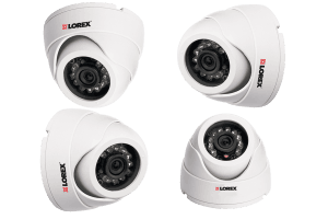 Security camera indoor dome (4 Pack)