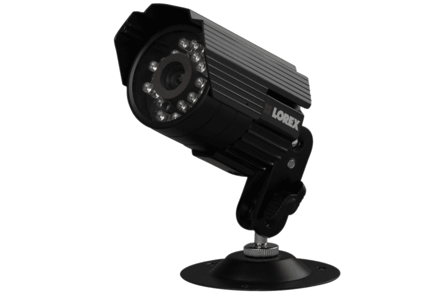 House security camera with night vision