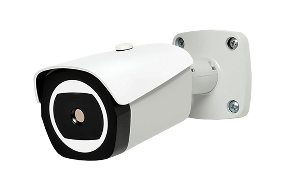 FLIR TCX Mini Bullet Thermal Security Camera with PTZ Camera