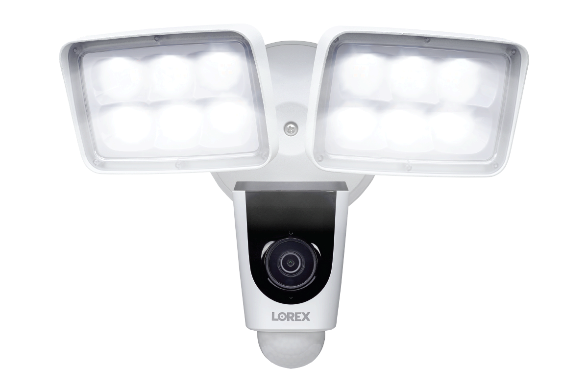 V261LCD Wi-Fi Floodlight Camera