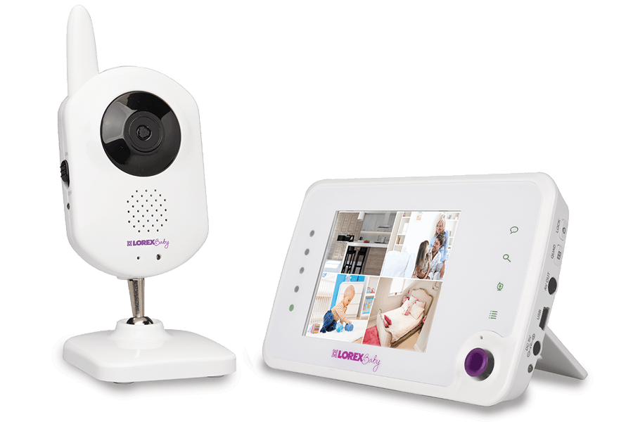 CARE 'N' SHARE Series Video Baby Monitor