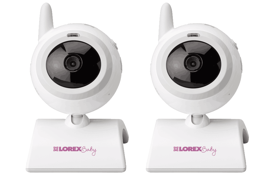 Video Baby Monitor with 2 Camera and Large 7 inch Display