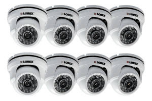 Dome Camera DVR Security System