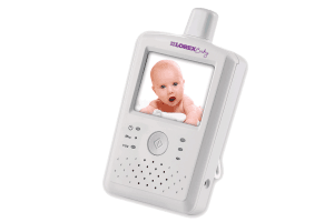 Baby monitor with 2 handheld monitors