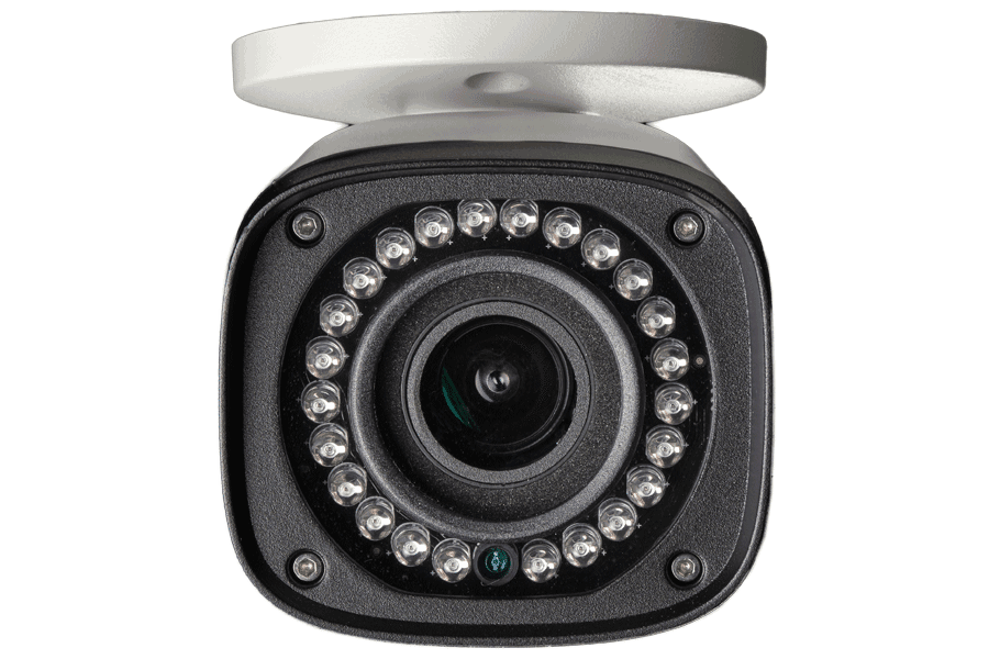 2K IP security camera viewing and recording
