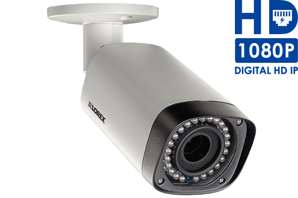 LNB3373SB 3MP High Definition bullet Security Camera with Varifocal lens and Long-Range Night Vision