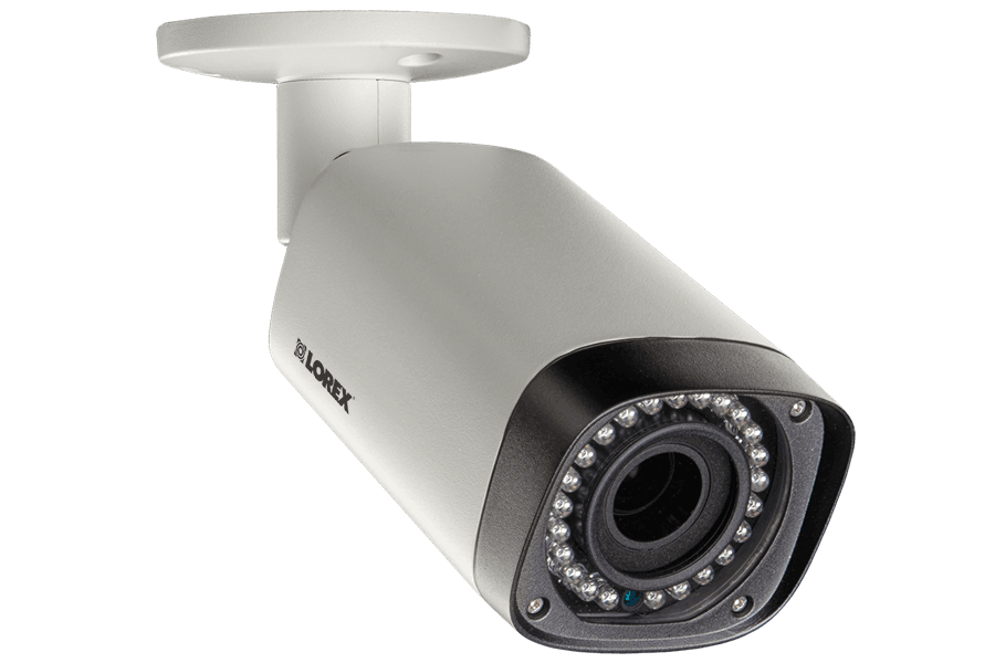 LNB3373SB IP security camera with motorized varifocal lens