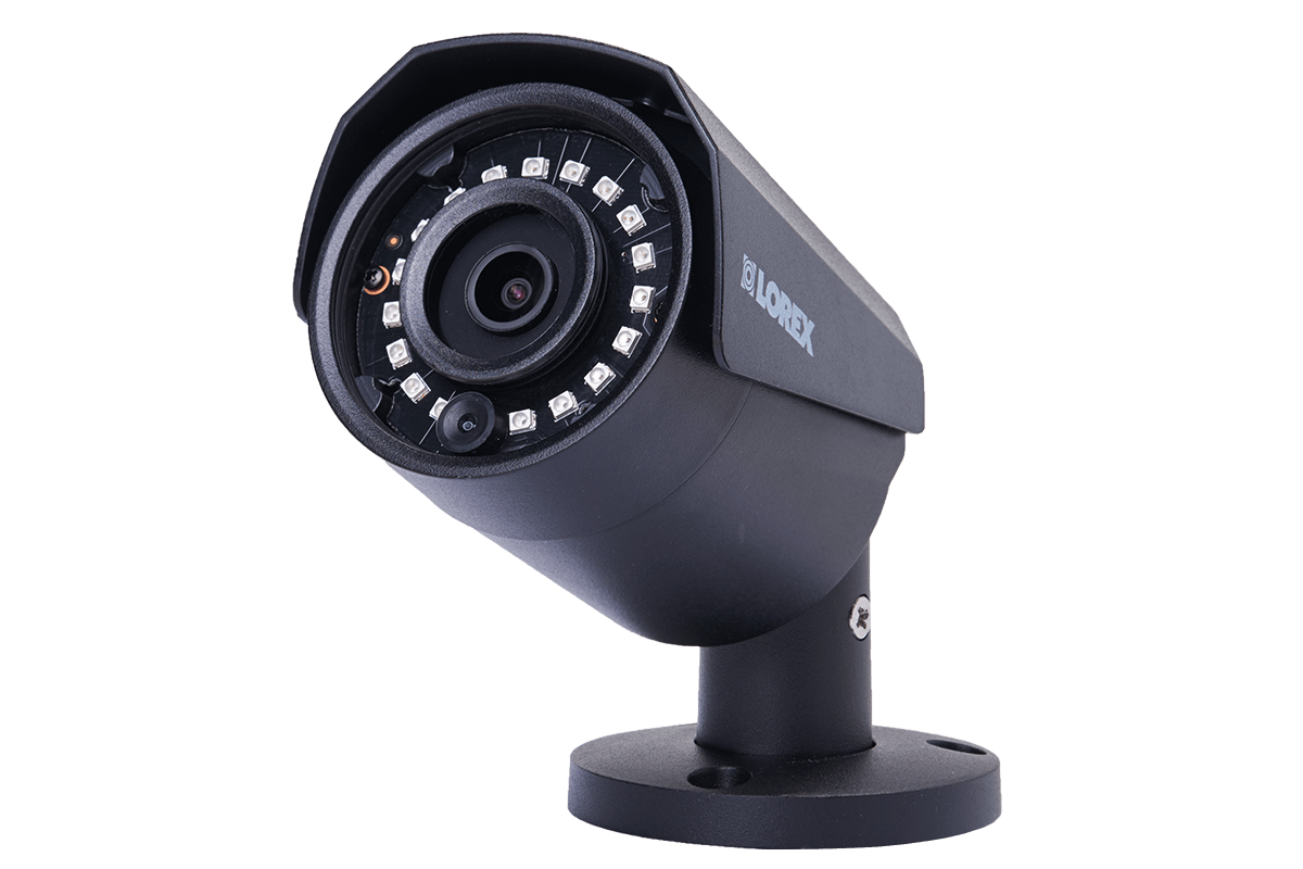 2K IP Security Camera System with 8 Channel NVR and 6 Outdoor 2K 4MP  Cameras, Color Night Vision