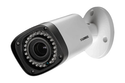 2K Security System with 24 IP Cameras