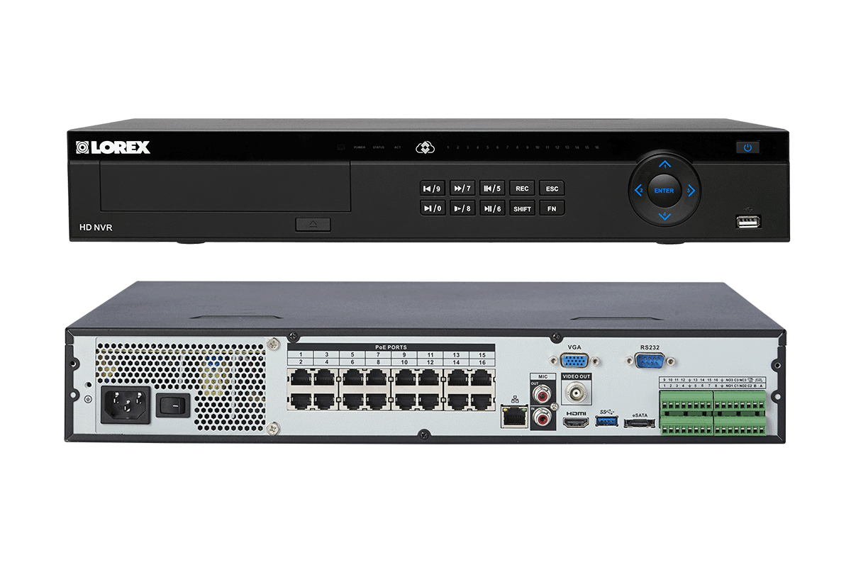 32 channel nvr security system with 14 2k audio 14 4k varifocal bullet and 4 - Nvr Security System
