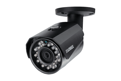 IP camera system with 1080p HD security cameras