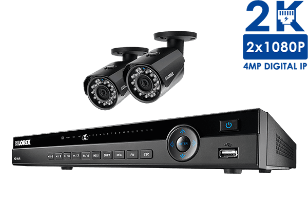 HD IP camera systems