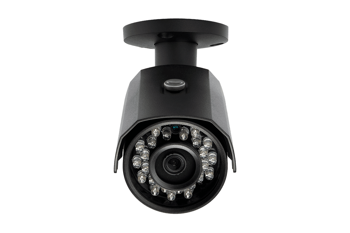 8 channel home security system with  2K resolution IP cameras