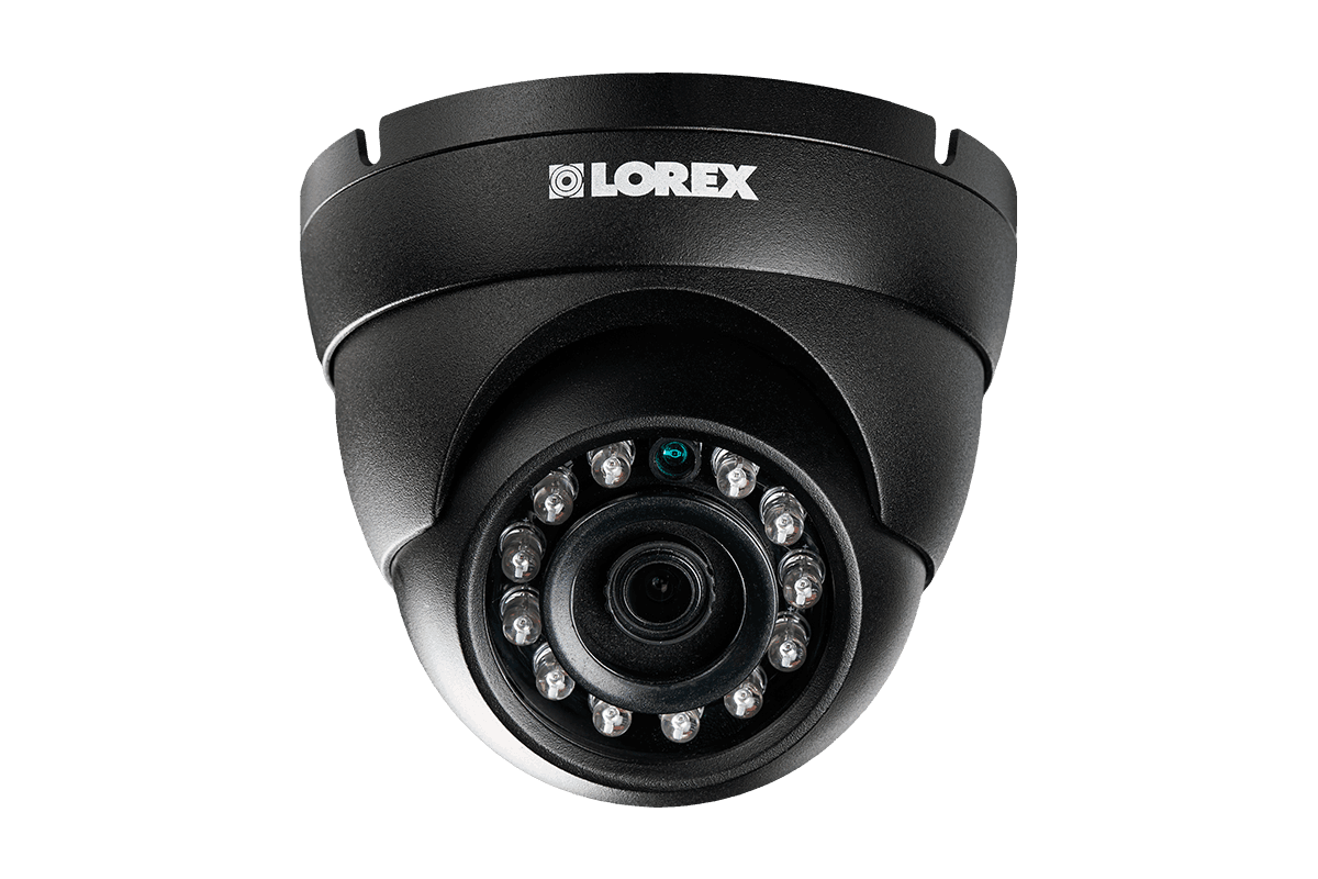 1080p HD network security monitoring with IP cameras from Lorex