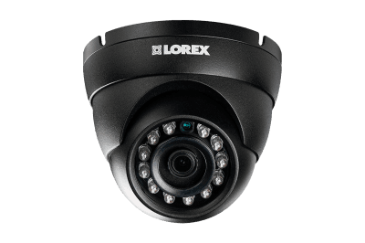 Complete IP camera security system featuring 8 HD 1080p cameras and monitor