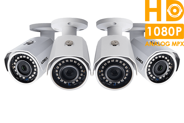 LOREX BY FLIR LAB243C Lorex by FLIR 4.0-Megapixel HD Bullet Camera for MPX Su...