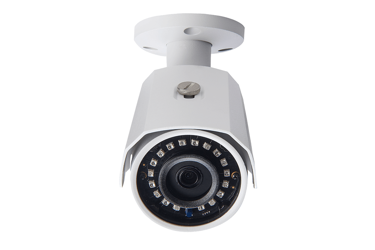 1080p HD weatherproof night vision security camera
