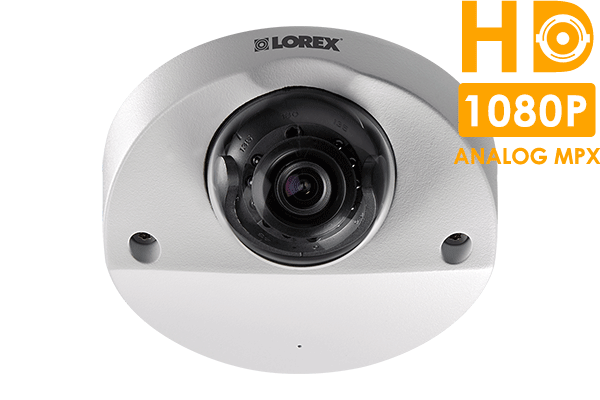 Audio-Enabled HD 1080p Dome Security Camera | Lorex by FLIR