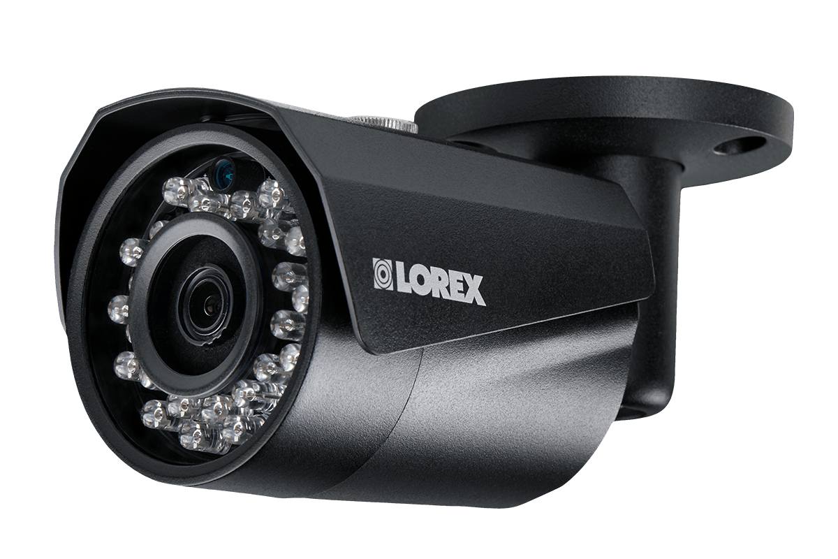 1080p HD Weatherproof IP Security Camera with Color Night Vision™