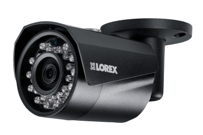 HD IP camera with color night vision